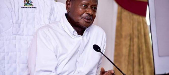 UGANDA ON TOTAL LOCKDOWN